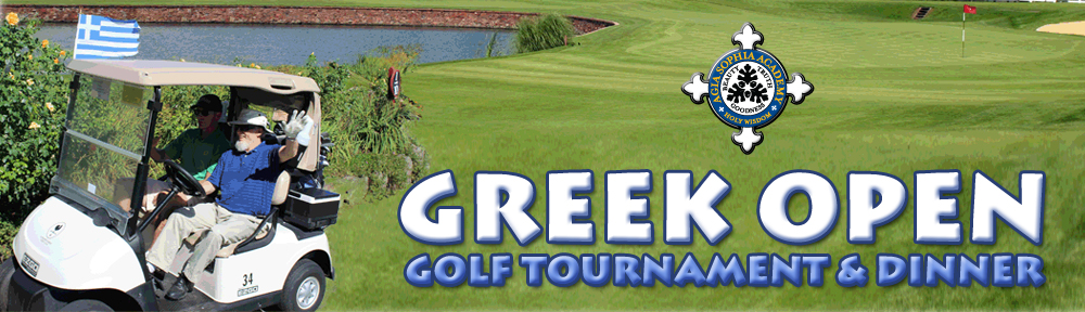Greek Open Golf Tournament